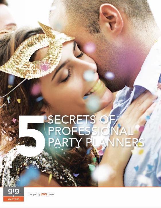 5 Party Planning Secrets